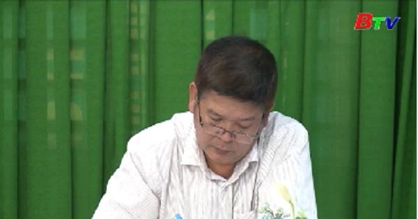 Đảng ủy sư đoàn 309 ra nghị quyết thực hiện nhiệm vụ 6 tháng cuối năm 2020