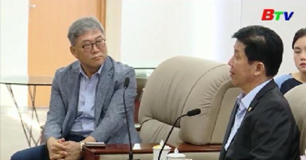 Ủy ban Nhân dân tỉnh làm việc với Koica Việt Nam