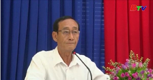 Hội nghị Ban Chấp hành Đảng bộ huyện Phú Giáo lần thứ 42 (Mở rộng)
