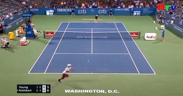 Vòng 2 Giải Quần vợt Citi mở rộng