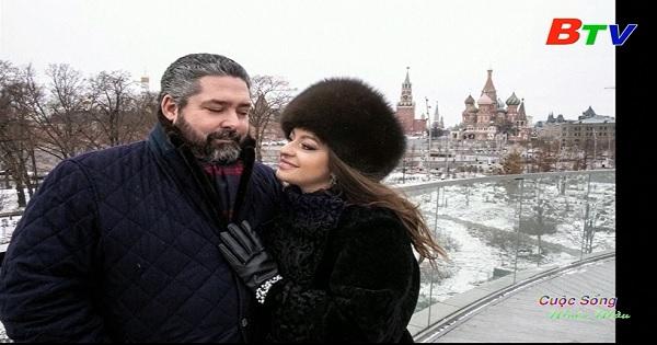 Đám cưới Hoàng Gia đầu tiên ở Nga sau một thế kỷ
