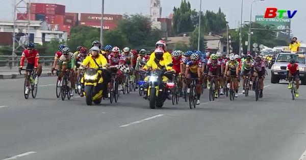 Tường thuật Giải xe đạp TH Bình Dương - Cúp Ống nhựa Hoa Sen (chặng 1: Bình Dương - Bình Thuận)
