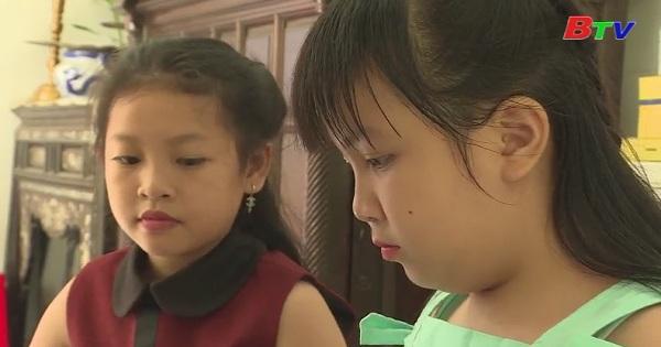 Nhịp cầu thân ái - Giao lưu với bạn Phan Nguyễn Khánh Linh