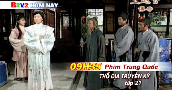 Phim trên BTV2 ngày 5/01/2020