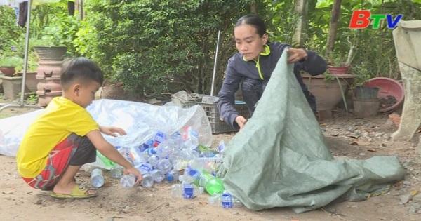 San Sẻ Yêu Thương - Hoàn cảnh chị Lê Thị Bích Hạnh (67/2/3 ấp Phú Thứ, xã Phú An, Bến Cát)
