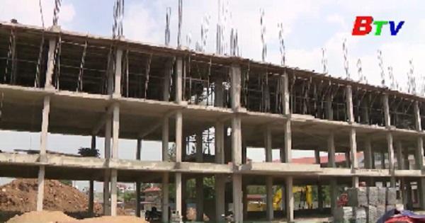 Thành phố Dĩ An triền khai xây dựng cơ bản ngay từ đầu năm