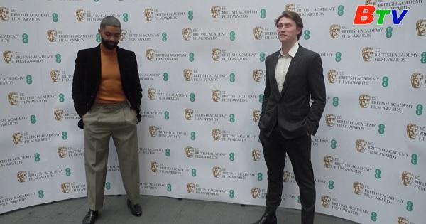 BAFTA công bố danh sách đề cử Giải Ngôi sao mới nổi