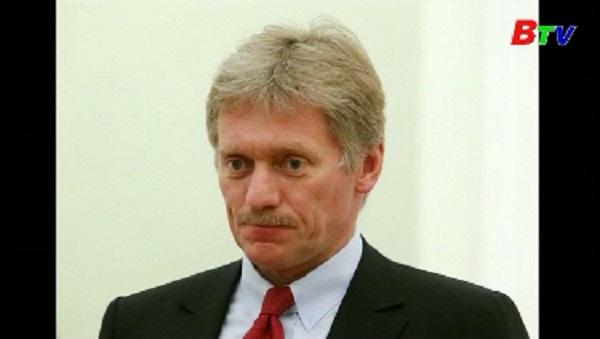 Điện Kremlin bác thông tin Nga giảm 20% chi tiêu quốc phòng