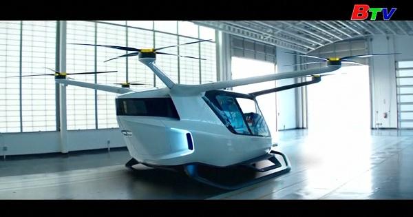 Skai - máy bay đa cánh quạt mới của tương lai