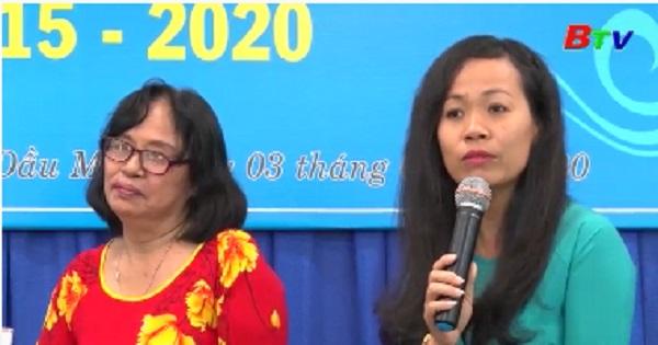 Hội nghị biểu dương điển hình phụ nữ tiên tiến trong phong trào thi đua yêu nước