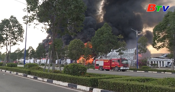 Phòng cháy chữa cháy (Ngày 4/06/2021)