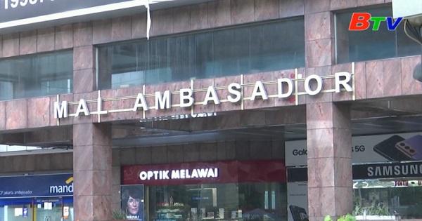 Indonesia phong tỏa một phần tại các điểm nóng dịch bệnh
