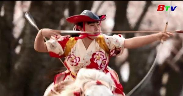 Nghệ thuật cưỡi ngựa bắn cung tại Nhật Bản