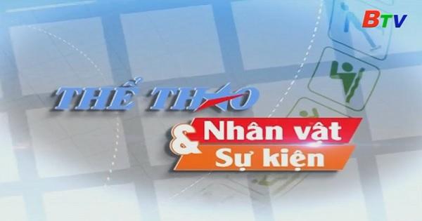 Thể Thao Nhân vật và sự kiện (Ngày 2/11/2019)