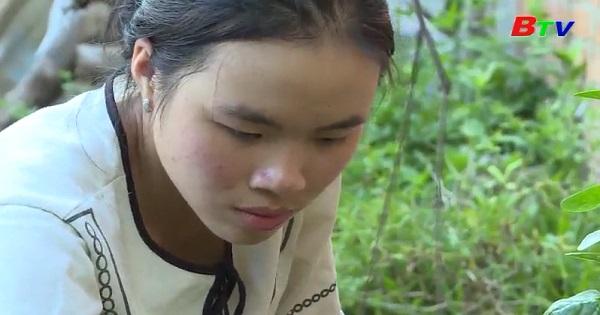 Thắp sáng ước mơ xanh - Em Lê Khắc Chiều Xuân, lớp 11A4, THPT Hùng Vương, huyện Krông Ana, Đắk Lắk