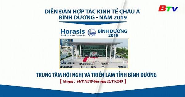 Horasis Bình Dương 2019
