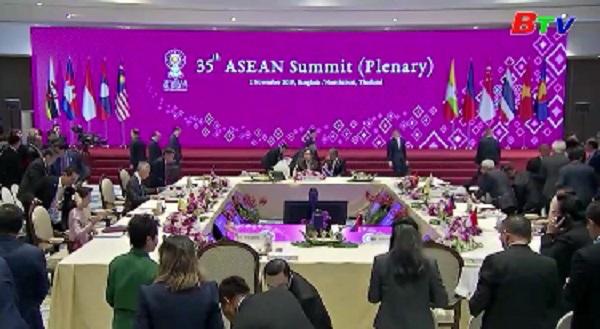 Hội nghị cấp cao ASEAN 35 - Malaysia bày tỏ quan ngại về tình hình Biển Đông