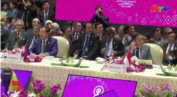 Ấn Độ và ASEAN ủng hộ duy trì hòa bình ở Biển Đông