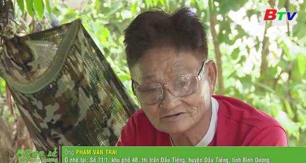 San Sẻ Yêu Thương - Hoàn cảnh ông Phạm Văn Trai (Đc: 71/1, KP 4B, thị trấn Dầu Tiếng, huyện Dầu Tiếng)