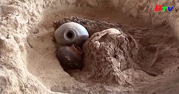 Peru phát hiện lăng mộ của giới thượng lưu Inca