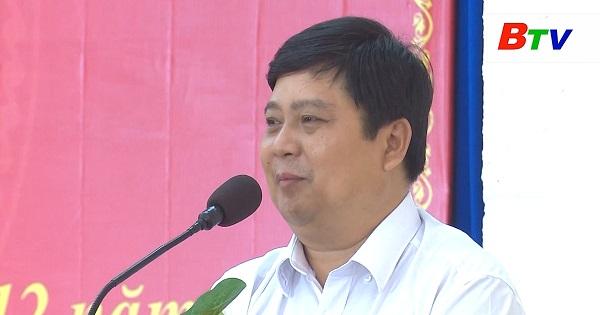 Hội nghị Ban Chấp hành Đảng bộ huyện Dầu Tiếng (mở rộng)