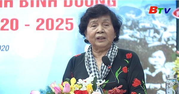 Câu lạc bộ Nữ kháng chiến tổ chức đại hội lần thứ 2, nhiệm kỳ 2020-2025