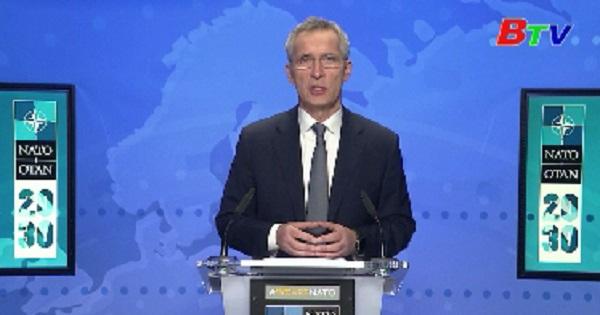 NATO thảo luận sự thay đổi cán cân quyền lực
