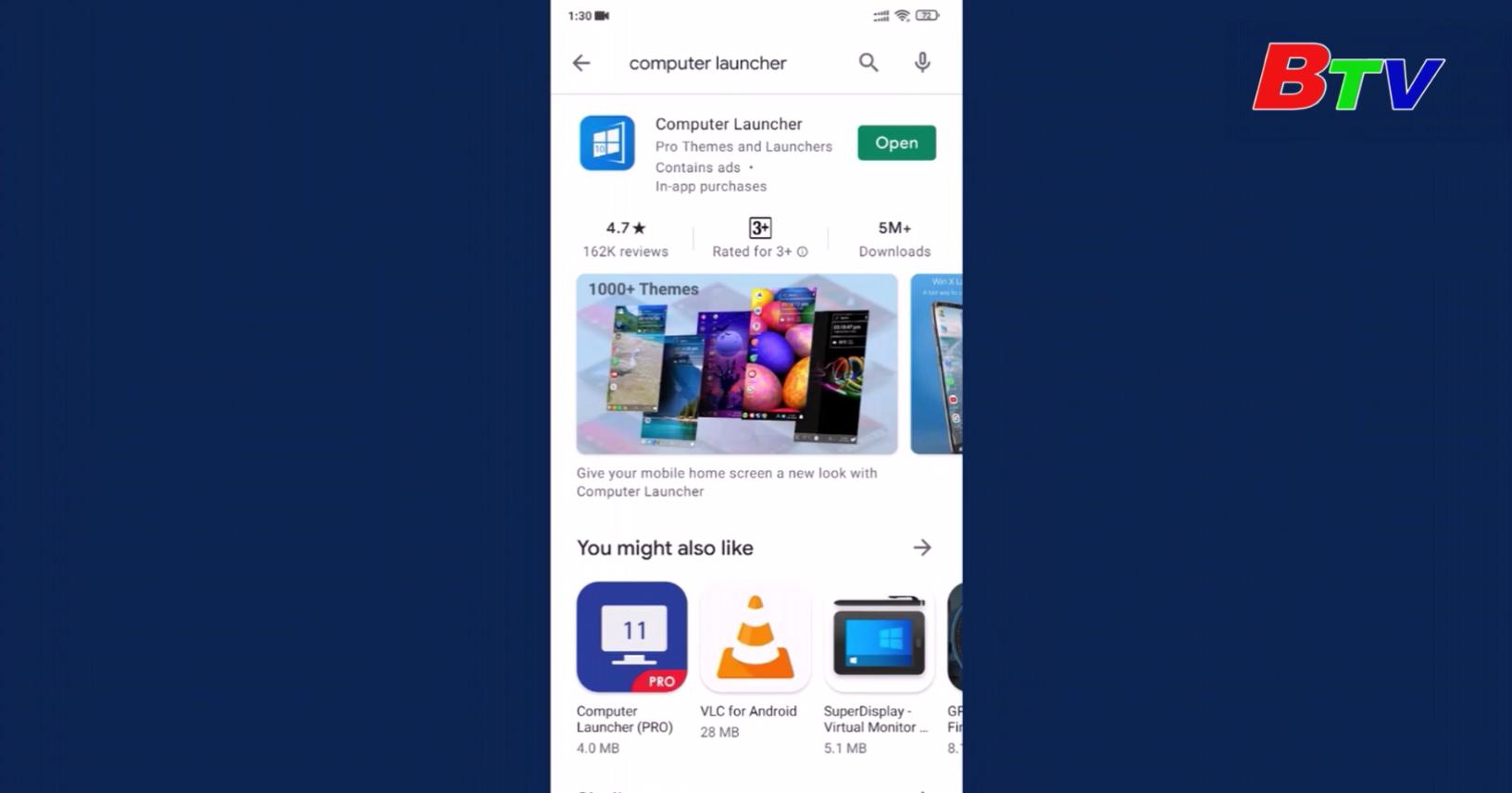 Giới thiệu một số cách thay đổi giao diện trên điện thoại Android