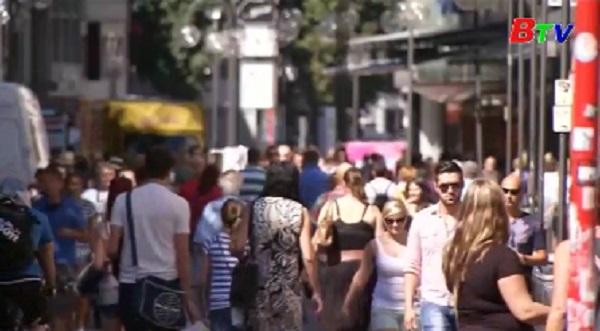 Lạm phát tại Đức tăng kỷ lục trong 3 năm qua