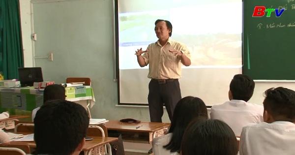 Người giáo viên luôn tâm huyết với nghề
