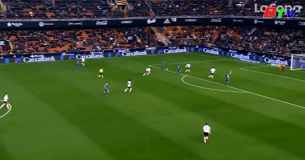 Lượt đi vòng 1/8 Cup nhà vua Tây Ban Nha: Valencia 1-4 Celta Vigo