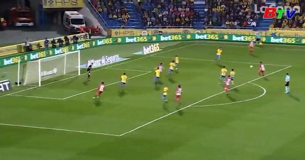 Lượt về vòng 1/8 Cúp Nhà vua Tây Ban Nha: Las  Palmas  0-2 Atletico Madrid