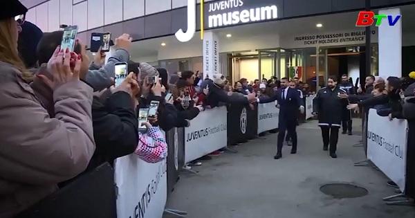 Juventus chính thức sở hữu tiền vệ Tomas Ricon
