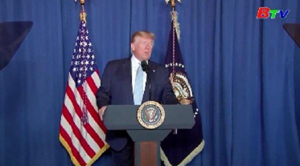 Trump tuyên bố không muốn chiến tranh với Iran