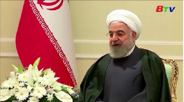Tổng thống Iran cảnh báo Mỹ phải trả giá
