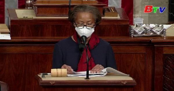 Bà Nancy Pelosi tái đắc cử Chủ tịch Hạ viện Mỹ