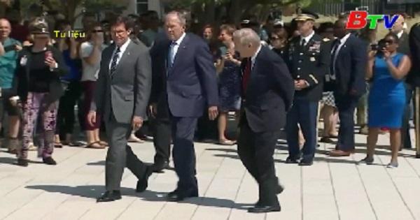 Mỹ - Không kéo quân đội vào tranh cãi bầu cử