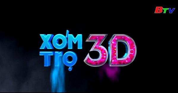 Xóm trọ 3D