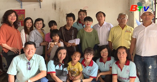 Nhóm từ thiện Hoa Nhân Ái
