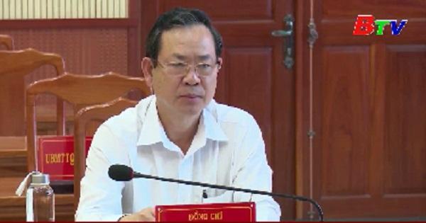 Tân Uyên giới thiệu người ứng cử Đại biểu Quốc hội khóa XV