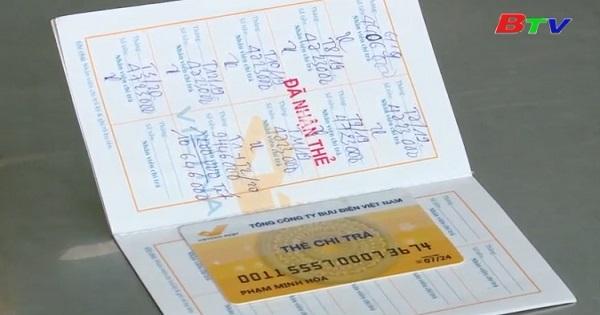 Lương hưu, tợ cấp tháng 4 và 5/2020 được trả gộp 1 lần
