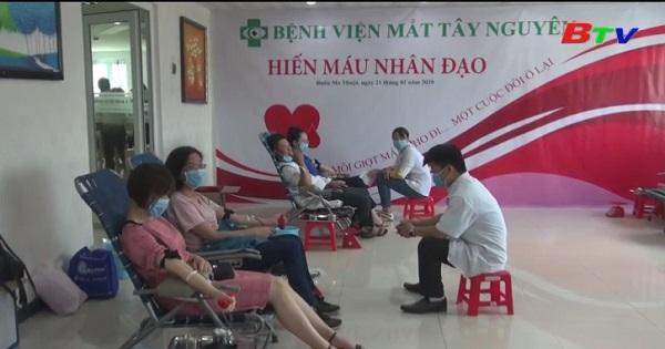 Hội Chữ Thập Đỏ việt Nam kêu gọi hội viên vận động hiến máu nhân đạo