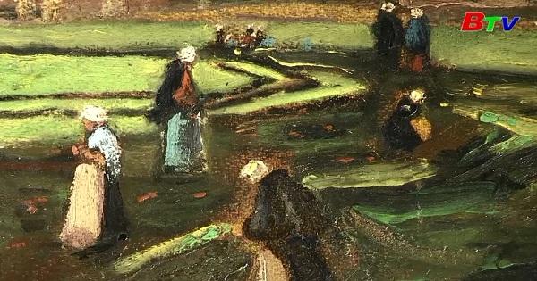 Bức tranh phong cảnh của danh họa An Gogh sắp được đấu giá