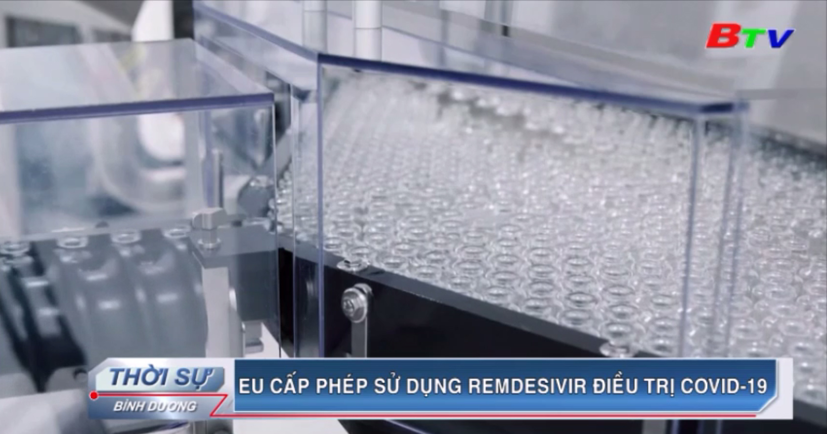 EU cấp phép sử dụng Remdesivir điều trị Covid-19