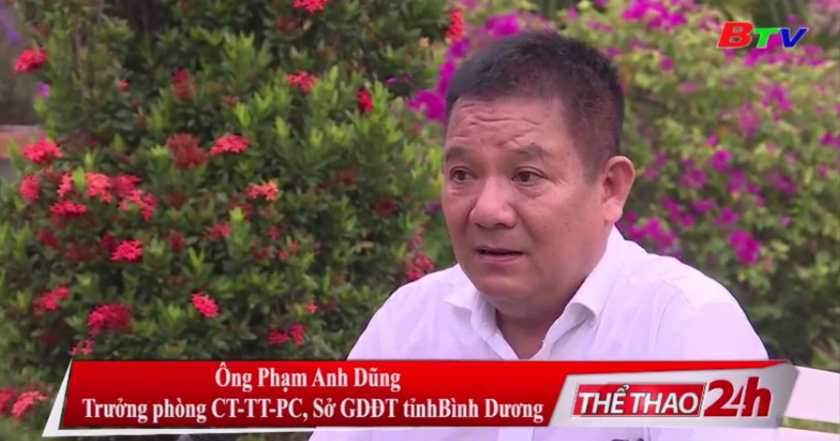 Kết thúc thành công các môn thi đấu của HKPĐ tỉnh Bình Dương lần thứ X