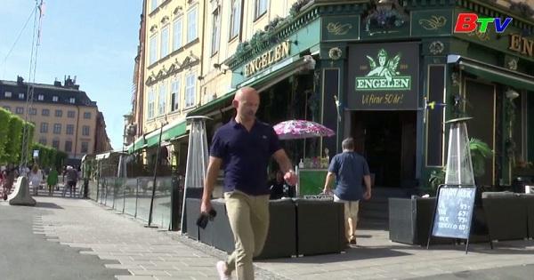 Thụy Điển - Ứng dụng cho phép theo dõi số lượng khách hàng trong nhà hàng, quán bar