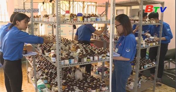 Trường Trung Cấp Nông Lâm Nghiệp Bình Dương - Nơi đào tạo nghề lãnh vực nông nghiệp