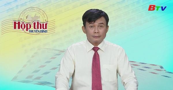 Hộp thư Truyền hình (Chương trình ngày 4/9/2017)