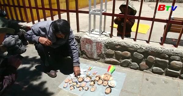 Người dân Bolivia tưởng nhớ người thân trong ngày dành cho người đã khuất