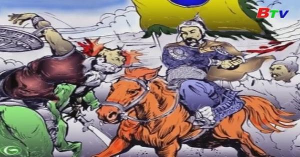 Đinh Tiên Hoàng Đế - Tập 2: Dẹp loạn 12 xứ quân lên ngôi Hoàng Đế